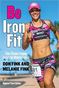 Be Iron Fit Book front cover