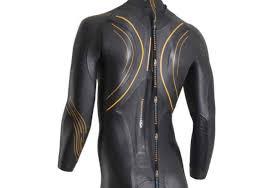 Blue Seventy Reaction wetsuit back panels