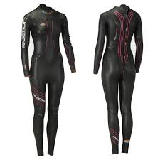 Blue Seventy Reaction Wetsuit front and back images