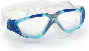 Full face swim goggles