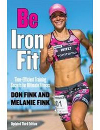 Be Iron Fit book cover
